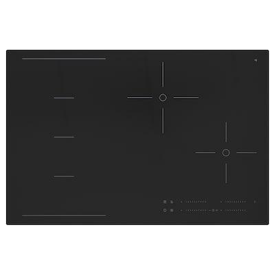 HÖGKLASSIG induksjonstopp fleksible varmesoner svart 78.0 cm 52.0 cm 5.8 cm 14.90 kg