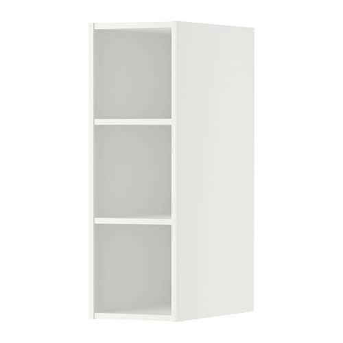 HÖRDA Åpent skap - hvit, 20x37x60 cm - IKEA