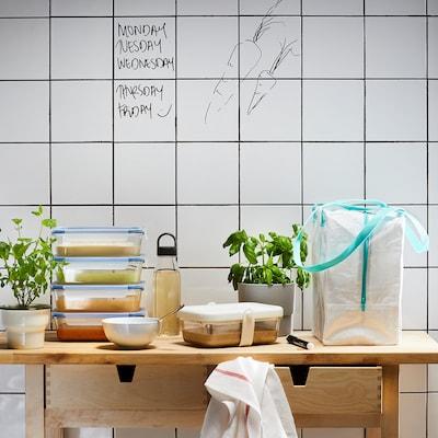 IKEA 365+ Matoppbevaring sett 2