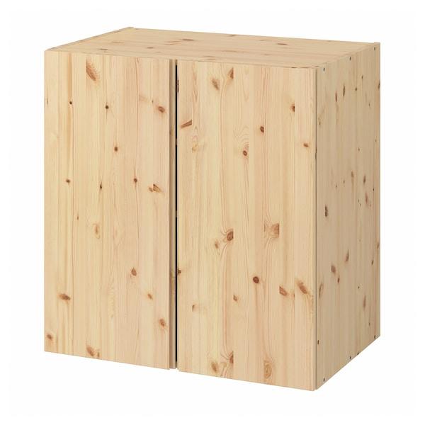 IVAR Skap, furu, 80x50x83 cm
