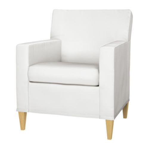 KARLSTAD Lenestol IKEA Nett og lettplassert. Et utvalg av koordinerte trekk gjør at du lett kan fornye utseendet på møbelet ditt.