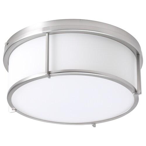 KATTARP plafond glass forniklet 13 W 13 cm 33 cm