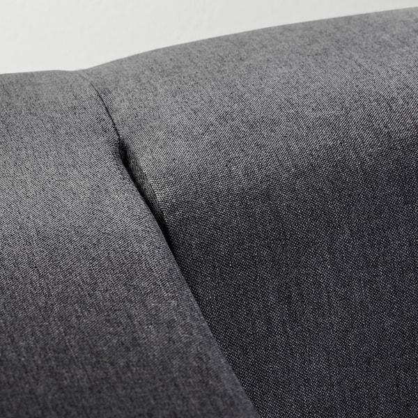 KLIPPAN 2-seters sofa, Vissle grå