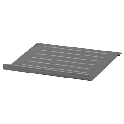 KOMPLEMENT Skohylle, mørk grå, 50x35 cm