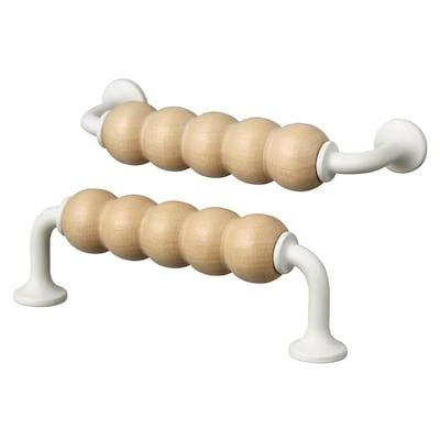 LAPPMES Håndtak, bjørk, 112 mm