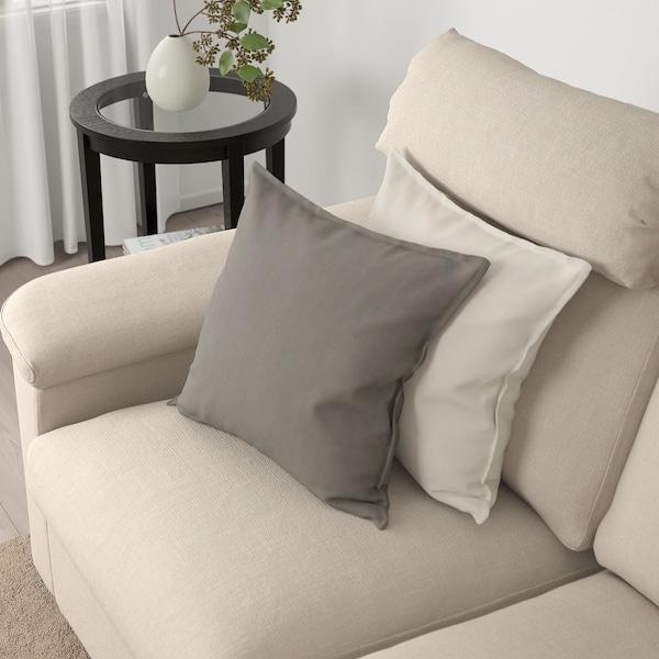 LIDHULT 3-seters sofa, Gassebol lys beige