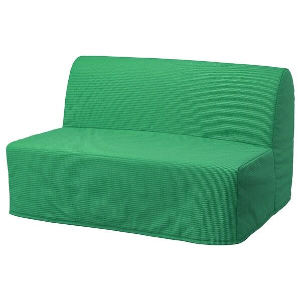 LYCKSELE MURBO 2-seters sovesofa, Vansbro klargrønn