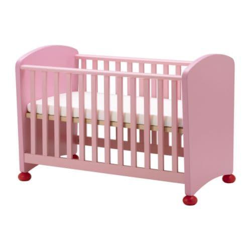 Ikea Kinderbett Mammut Rosa