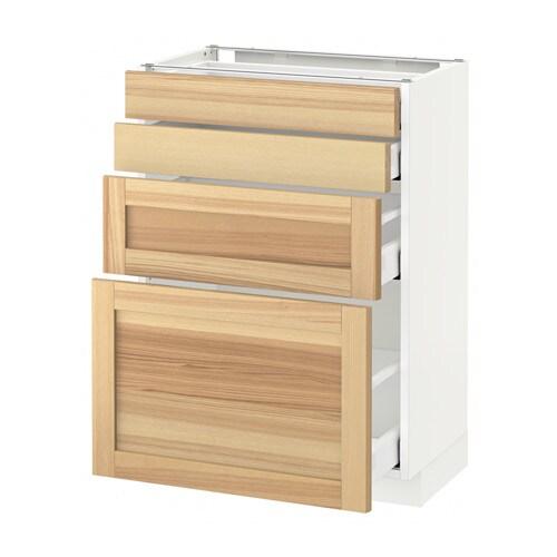 metod maximera benkesk 4 fr 4 sku ikea. Black Bedroom Furniture Sets. Home Design Ideas