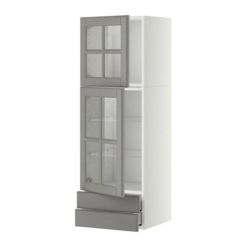 Ikea Kok Bodbyn Gra : Startsiden  Kjokken og hvitevarer  Kjokkenskap  METODsystemet