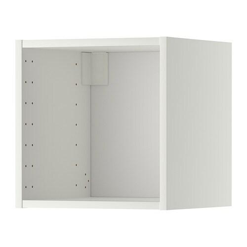 Metod veggskapstamme   hvit, 20x37x80 cm   ikea