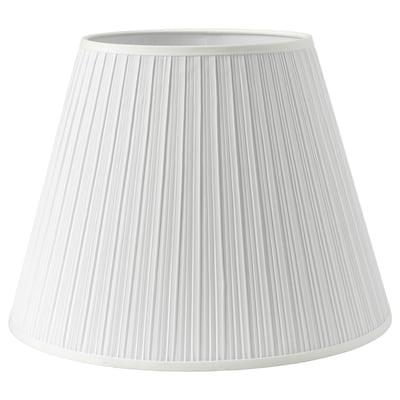 MYRHULT Lampeskjerm, hvit, 42 cm