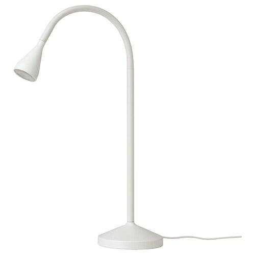 NÄVLINGE LED arbeidslampe hvit 220 lm 66 cm 52 cm 12 cm 5 cm 2.0 m 1.9 W 25000 hr
