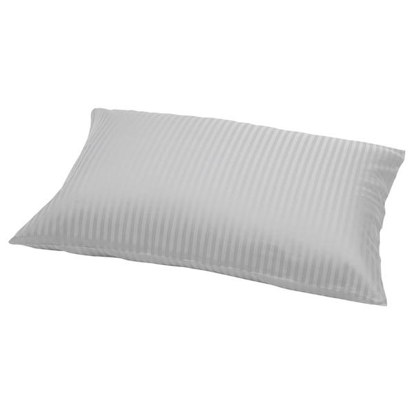 NATTJASMIN Putevar, lys grå, 70x100 cm