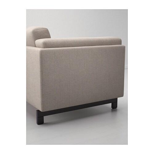 NOCKEBY Ben til 2-seters sofa - IKEA