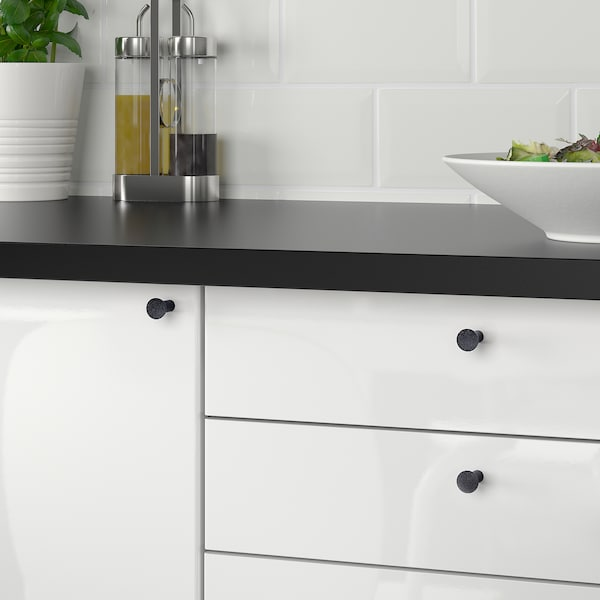 NYDALA Knotter, svart, 16 mm