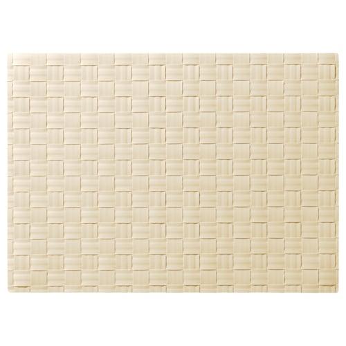 ORDENTLIG kuvertbrikke offwhite 46 cm 33 cm