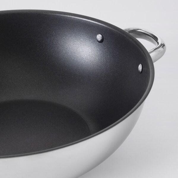 OUMBÄRLIG Wok, 32 cm
