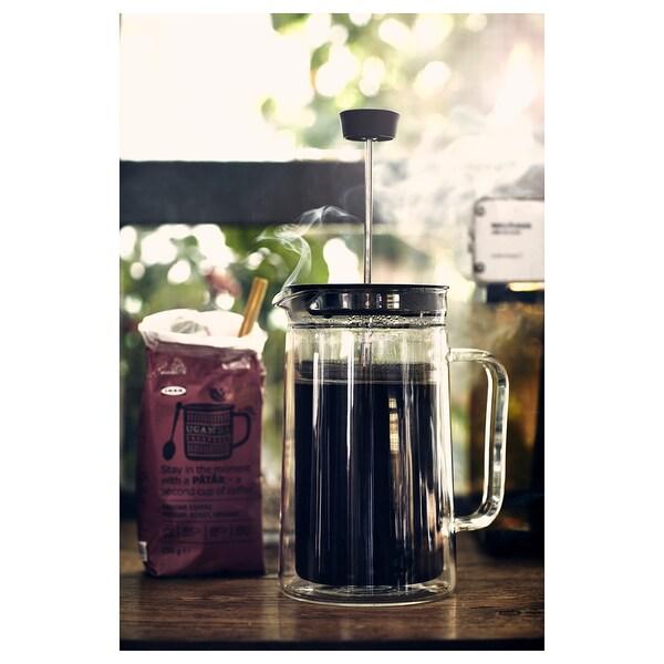 PÅTÅR Filterkaffe, mellombrent, Uganda / 100 % Arabica-bønner/UTZ-sertifisert/økologisk