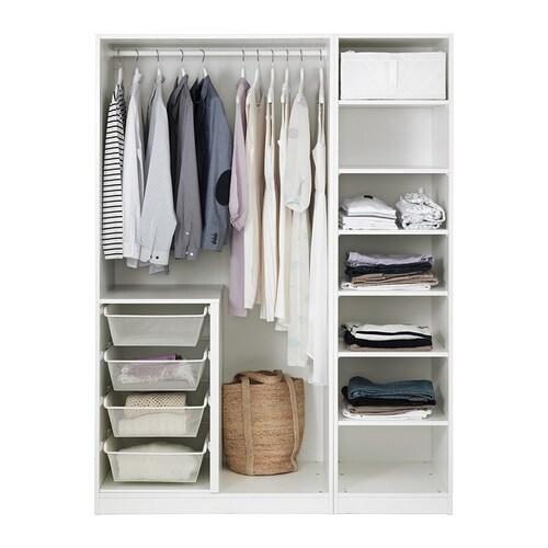 pax garderobeskap 150x58x201 cm ikea. Black Bedroom Furniture Sets. Home Design Ideas