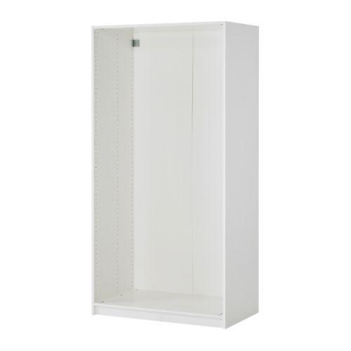 PAX Garderobeskapstamme IKEA 10 års garanti. Les om vilkårene i garantiheftet. Tilpasset innredningsserien KOMPLEMENT, suppler etter eget behov.