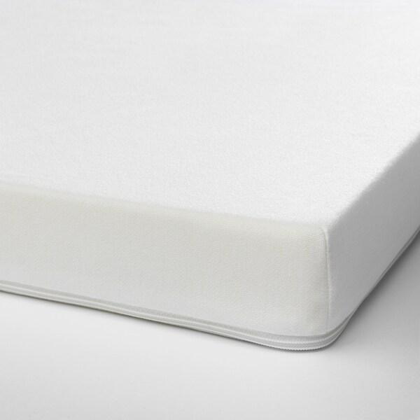 PELLEPLUTT Polyetermadrass for sprinkelseng, 60x120x6 cm
