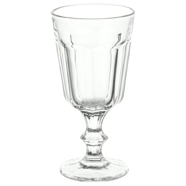 POKAL Vinglass, klart glass, 20 cl