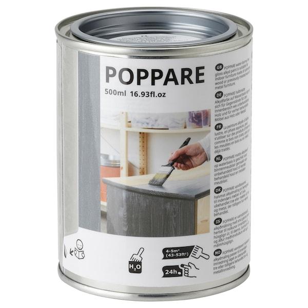 POPPARE Maling, grå