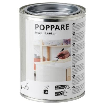 POPPARE Maling, hvit