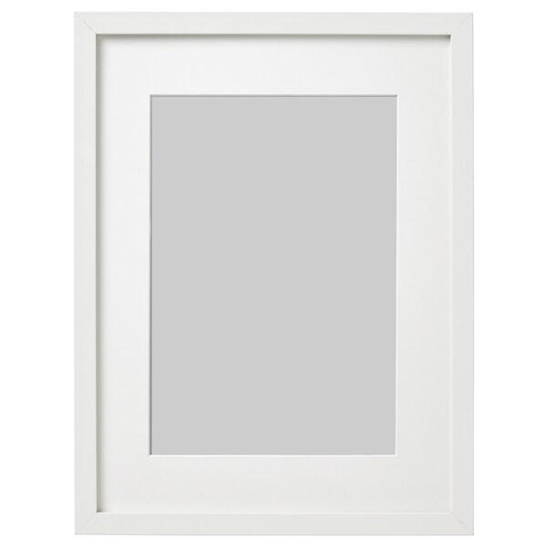 RIBBA Ramme, hvit, 30x40 cm