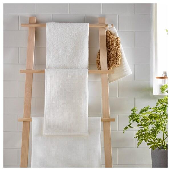 SALVIKEN Badehåndkle, hvit, 70x140 cm