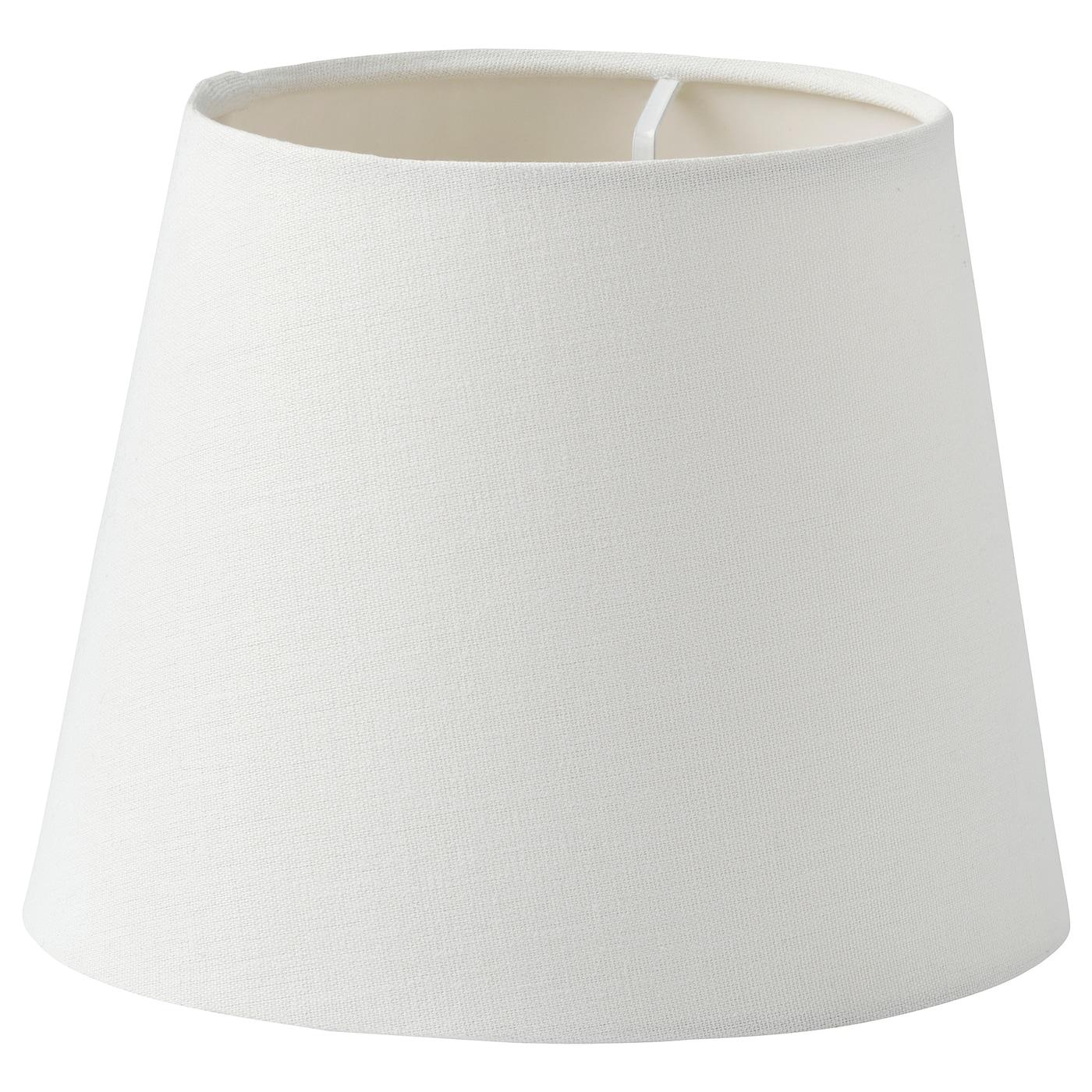 Lampeskjermer og lampeføtter IKEA