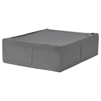 SKUBB Oppbevaring, mørk grå, 69x55x19 cm