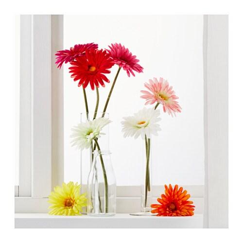 SMYCKA Kunstige blomster IKEA Kunstig blomst som ser ekte ut og holder seg like frisk og vakker år etter år.