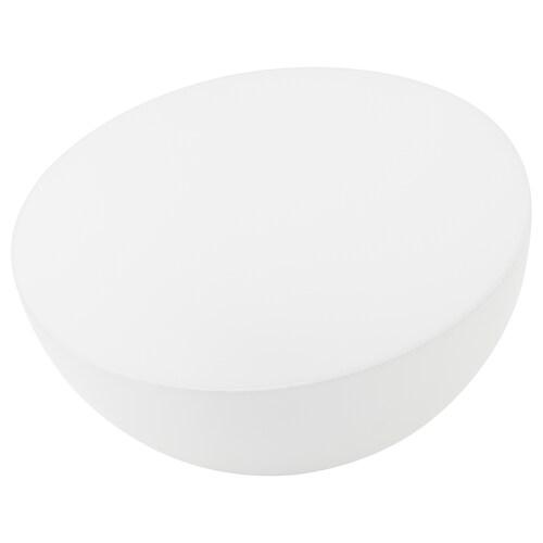 SOLVINDEN LED-belysning, solcelledrevet utendørs/halvkule hvit 2 lm 11 cm 18 cm