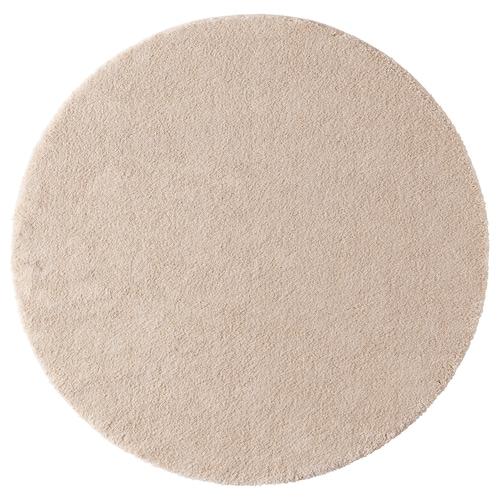 STOENSE teppe, kort lugg offwhite 130 cm 18 mm 1.33 m² 2560 g/m² 1490 g/m² 15 mm