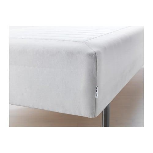 SULTAN STAMNES Rammemadrass IKEA Pocketfjaerene former seg etter ...