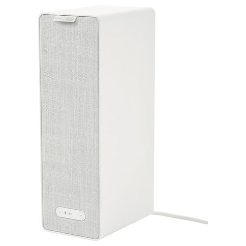 SYMFONISK trådløs bokhyllehøyttaler hvit 10 cm 15 cm 31 cm 150 cm