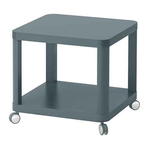 Tingby bord med hjul turkis ikea - Ikea wanduhr turkis ...