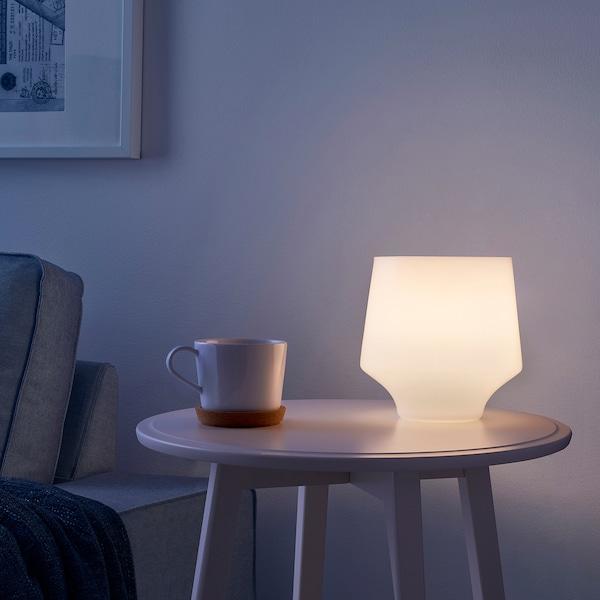 TOKERYD Bordlampe, hvit