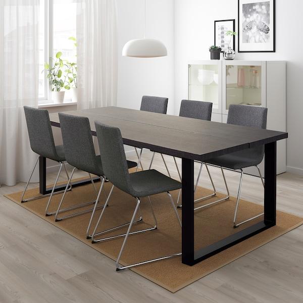 TRANEBO Spisebord, 220x101x76 cm
