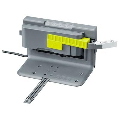 UTRUSTA Trykk-åpne-beslag, elektrisk