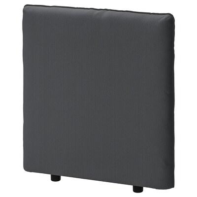 VALLENTUNA Ryggstøtte, Kelinge antrasitt, 80x80 cm