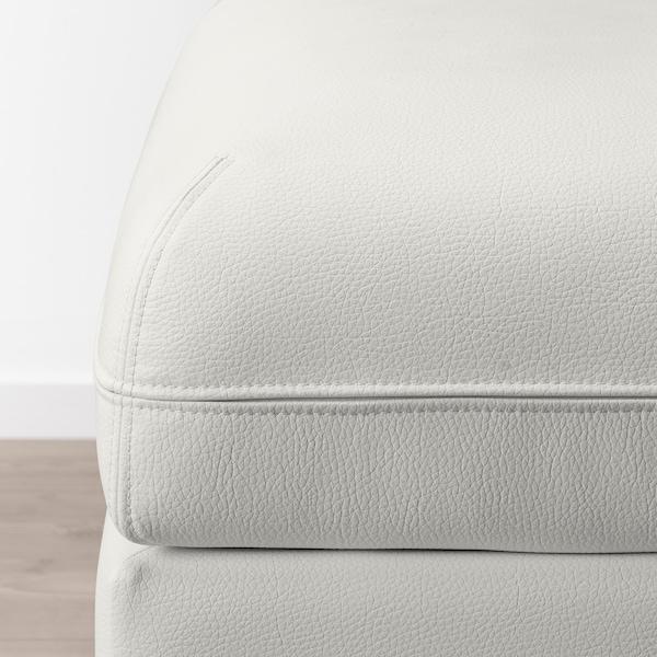 VALLENTUNA Sittemodul med oppbevaring, Murum hvit