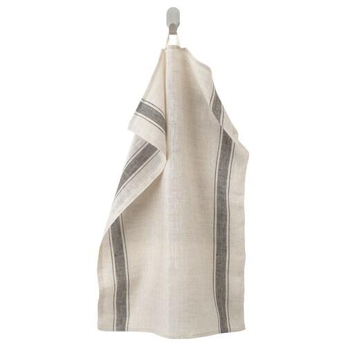 VARDAGEN kjøkkenhåndkle beige 70 cm 50 cm
