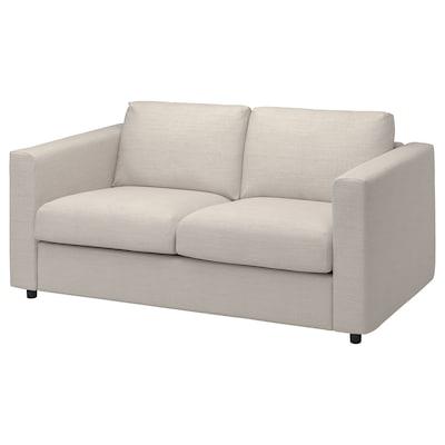 VIMLE 2-seters sofa, Gunnared beige
