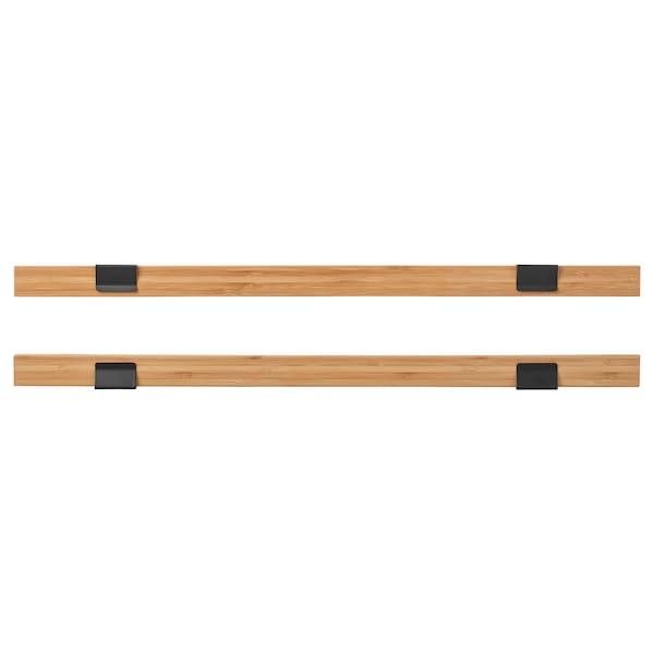 VISBÄCK Plakatoppheng, bambus, 61 cm