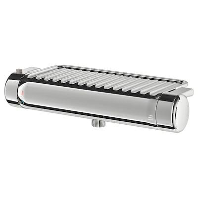 VOXNAN Blandebatteri termostat, forkrommet, 150 mm