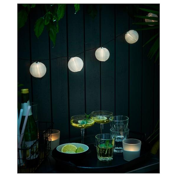 SOLARVET LED string light with 24 lights