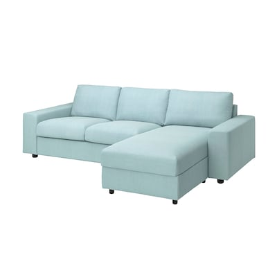 VIMLE Sofa with chaise